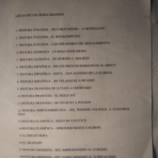 Libros antiguos: COLECCIÓN SKIRA 31 TOMOS. Lote 189594801
