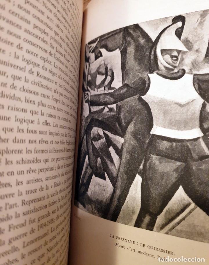 Libros antiguos: literatura y pintura en Francia del siglo XVII al XX por Louis Hautecoeur - Foto 2 - 190104696