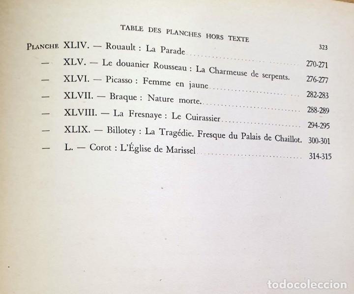 Libros antiguos: literatura y pintura en Francia del siglo XVII al XX por Louis Hautecoeur - Foto 9 - 190104696