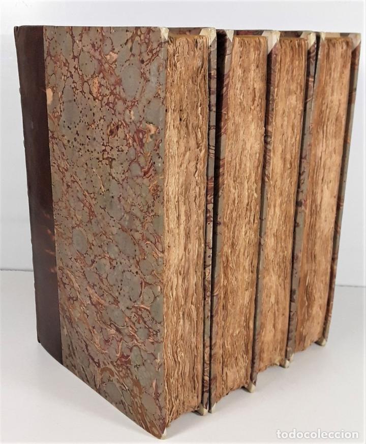 Libros antiguos: HISTOIRE DE LA PEINTURE EN ITALIE. 4 TOMOS. EDIT. H. SEGUIN. PARÍS. 1824. - Foto 2 - 190229423