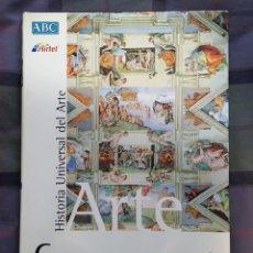 Libros antiguos: COLECCION HISTORIA DEL ARTE ESPASA - TOMO 6 RENACIMIENTO. Lote 190847687
