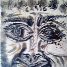 Libros antiguos: PICASSO THÉÂTRE. COOPER, DOUGLAS. EDITORIAL: PARIS: EDITIONS CERCLE D'ART,, 1967. Lote 191357811