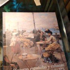 Libros antiguos: PINTURAS ESPAÑOLAS Y CUBANAS DEL SIGLO XIX, MUSE NAC. DE CUBA. Lote 191653602