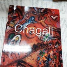 Libros antiguos: CHAGALL EL MISSATGE BIBLIC 1931-1983. Lote 289469753
