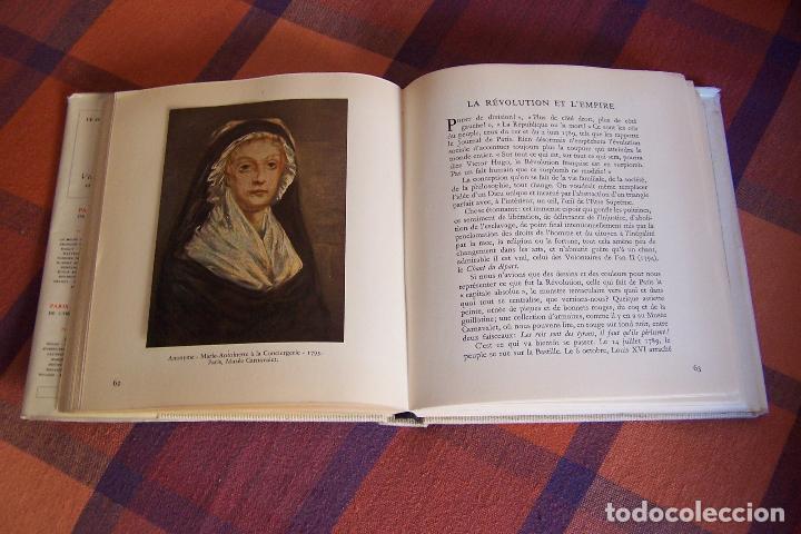 Libros antiguos: PARIS D AUTREFOIS DE FOUQUET A DAUMIER, 1957. TEXTOS EN FRANCÉS. - Foto 3 - 194622782