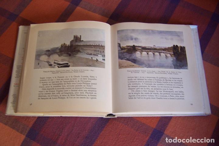 Libros antiguos: PARIS D AUTREFOIS DE FOUQUET A DAUMIER, 1957. TEXTOS EN FRANCÉS. - Foto 4 - 194622782