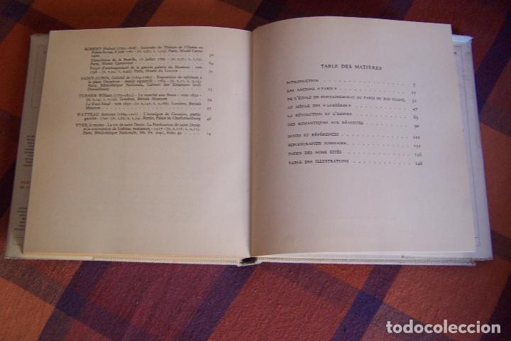 Libros antiguos: PARIS D AUTREFOIS DE FOUQUET A DAUMIER, 1957. TEXTOS EN FRANCÉS. - Foto 5 - 194622782