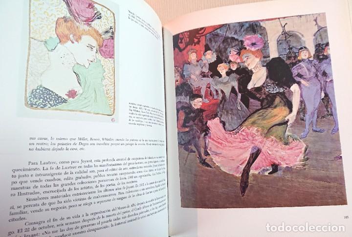 Libros antiguos: LAUTREC por LAUTREC · Phillippe HUISMAN -M.G. DORTU · BLUME, 1982 (Segunda Edición) - Foto 3 - 194673977