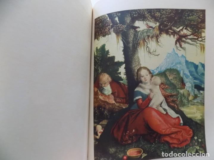 Libros antiguos: LIBRERIA GHOTICA. LAS MADONAS DE LA PINTURA ALEMANA. (1350-1525) 1940. MUY ILUSTRADO.. - Foto 3 - 194739197