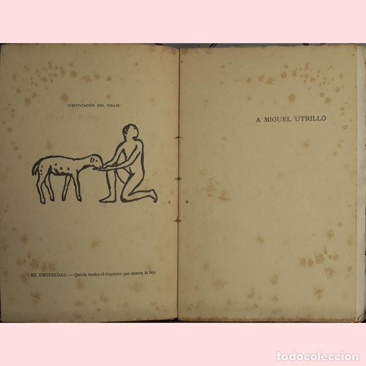 Libros antiguos: LIBRO ANTIGUO. ARTE&ARTISTAS, JOSÉ JUNOY, 1912 - Foto 3 - 194881172