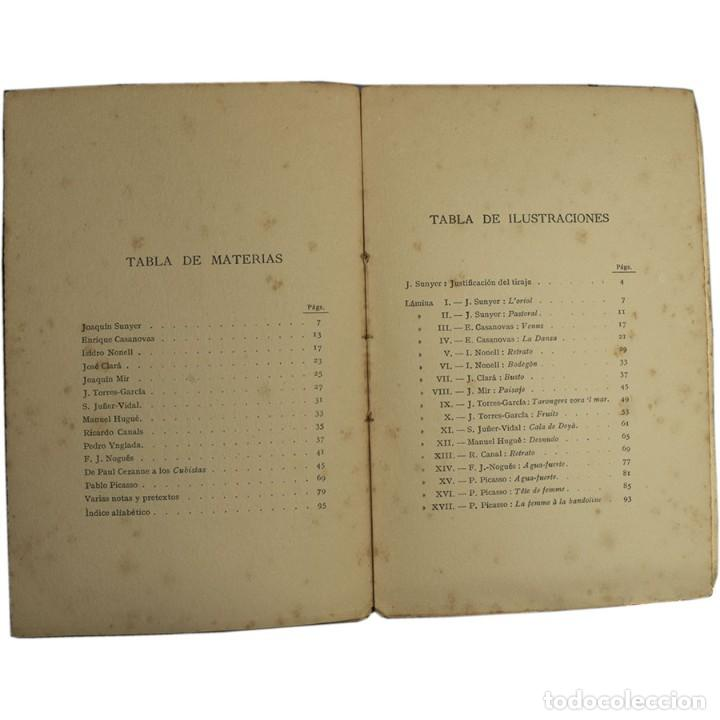 Libros antiguos: LIBRO ANTIGUO. ARTE&ARTISTAS, JOSÉ JUNOY, 1912 - Foto 10 - 194881172