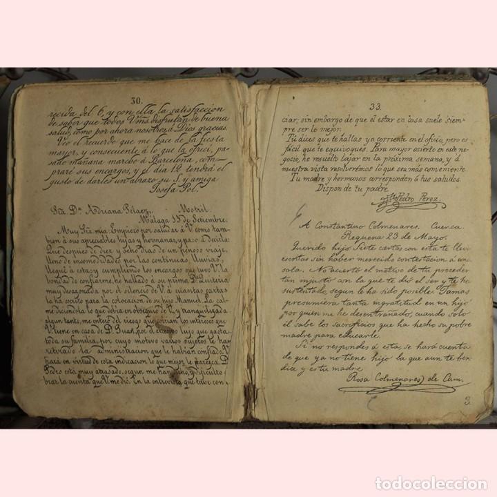 Libros antiguos: LIBRO ANTIGUO. GUIA DEL ARTESANO. ESTÉBAN PALUZIE. 1874 - Foto 4 - 194881647