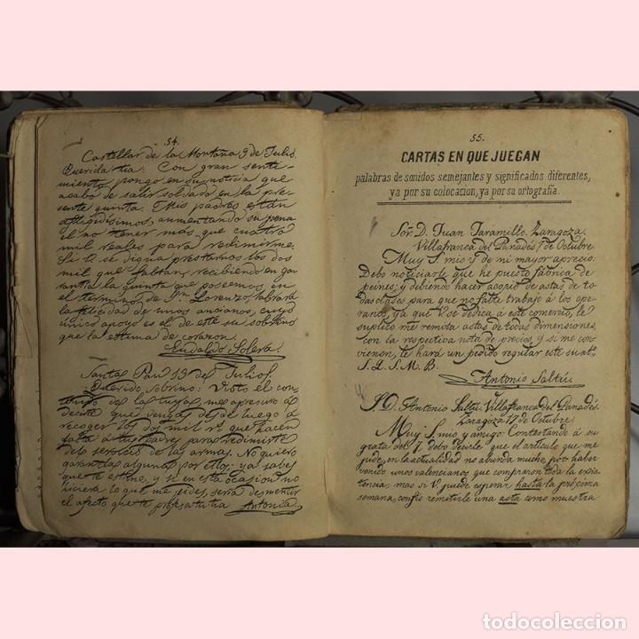 Libros antiguos: LIBRO ANTIGUO. GUIA DEL ARTESANO. ESTÉBAN PALUZIE. 1874 - Foto 5 - 194881647