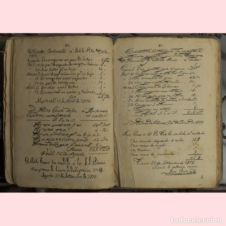 Libros antiguos: LIBRO ANTIGUO. GUIA DEL ARTESANO. ESTÉBAN PALUZIE. 1874 - Foto 6 - 194881647