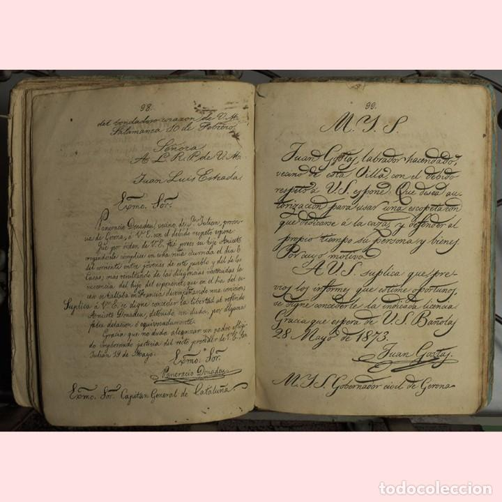 Libros antiguos: LIBRO ANTIGUO. GUIA DEL ARTESANO. ESTÉBAN PALUZIE. 1874 - Foto 7 - 194881647