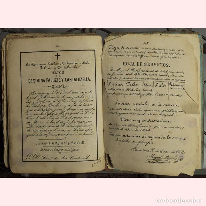 Libros antiguos: LIBRO ANTIGUO. GUIA DEL ARTESANO. ESTÉBAN PALUZIE. 1874 - Foto 9 - 194881647