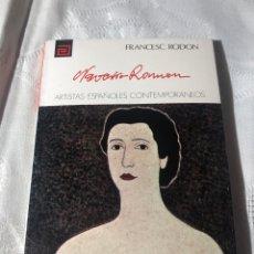 Libros antiguos: ARTISTAS ESPAÑOLES CONTEMPORANEOS SERIE PINTORES 156 JUAN NAVARRO RAMÓN FRANCESC RODEN. Lote 195195027