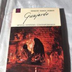 Libros antiguos: ARTISTAS ESPAÑOLES CONTEMPORANEOS SERIE PINTORES 150 GUARDO IGNACIO OLMOS VICENTE. Lote 195195066