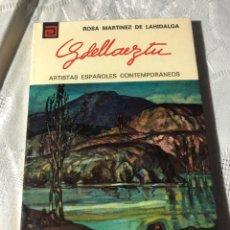 Libros antiguos: ARTISTAS ESPAÑOLES CONTEMPORANEOS SERIE PINTORES 01 GUSTAVO MAEZTU ROSA MARTÍNEZ DE LAHIDALGA. Lote 195195158