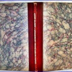 Libros antiguos: AÑO 1919: LIBRO ILUSTRADO POR PICASSO.. Lote 195252911