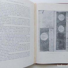Libros antiguos: LIBRERIA GHOTICA.SANPERE I MIQUEL.LA PINTURA MIGEVAL CATALANA. ART BARBRE.1908.ILUSTRADO.1A EDICIÓN. Lote 195524515