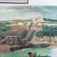 Libros antiguos: LA INGENIERÍA EN LA PINTURA.. Lote 195671128