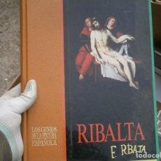 Libros antiguos: LIBRO RIBALTA¡¡. Lote 195741445