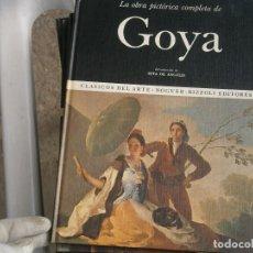 Libros antiguos: GOYA. Lote 195742393