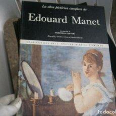 Libros antiguos: EDUARD MANET¡. Lote 195742517
