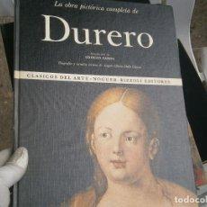 Libros antiguos: DURERO¡¡. Lote 195743090