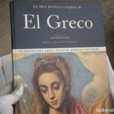 Libros antiguos: EL GRECO¡¡. Lote 195743238