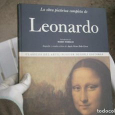 Libros antiguos: LEONARDO''. Lote 195743542
