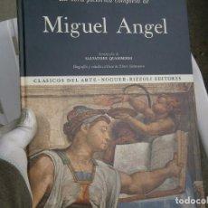 Libros antiguos: MIGUEL ANGEL¡¡. Lote 195743772