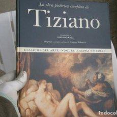 Libros antiguos: TIZIANO. Lote 195743985