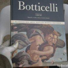 Libros antiguos: BOTTICELLI. Lote 195744171