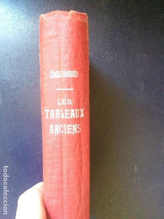 Libros antiguos: el arte reconocer las pinturas antiguas lárt reconnaitre les tableaux anciens 1921 - Foto 3 - 198198372