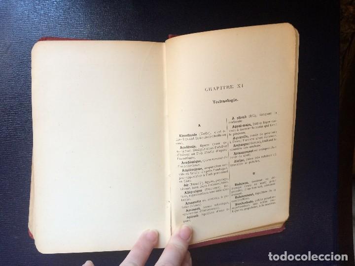 Libros antiguos: el arte reconocer las pinturas antiguas lárt reconnaitre les tableaux anciens 1921 - Foto 8 - 198198372