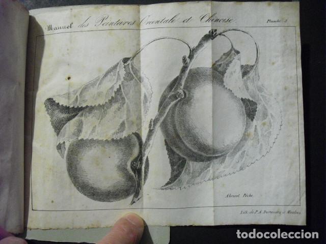 Libros antiguos: 1832 MANUEL DES PEINTURES ORIENTALE ET CHINOISE M ST VICTOR ILUSTRADO - Foto 5 - 38181056