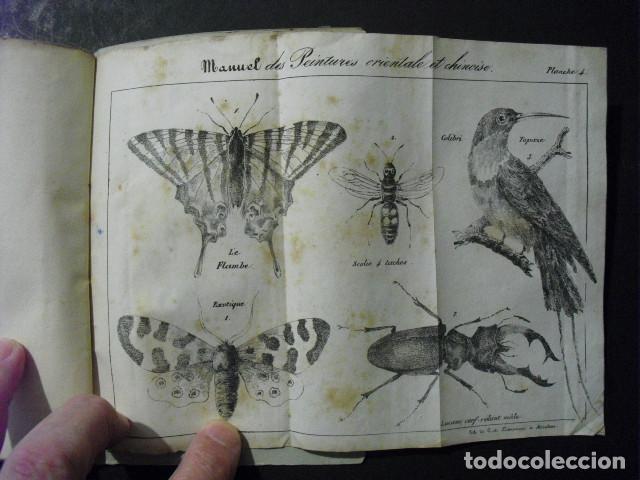 Libros antiguos: 1832 MANUEL DES PEINTURES ORIENTALE ET CHINOISE M ST VICTOR ILUSTRADO - Foto 6 - 38181056