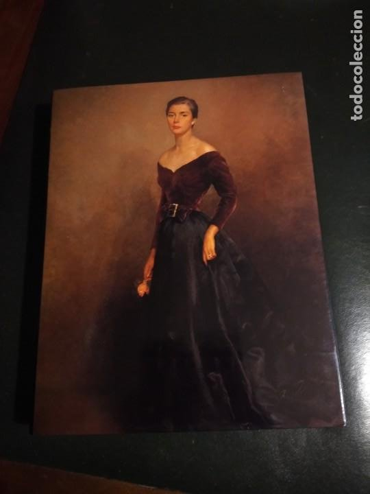Libros antiguos: Biografía de Luis Mosquera (pintor coruñés) - Foto 2 - 199288403