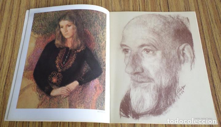 Libros antiguos: ALBIZU -- Oleos y dibujos - Foto 4 - 199323688