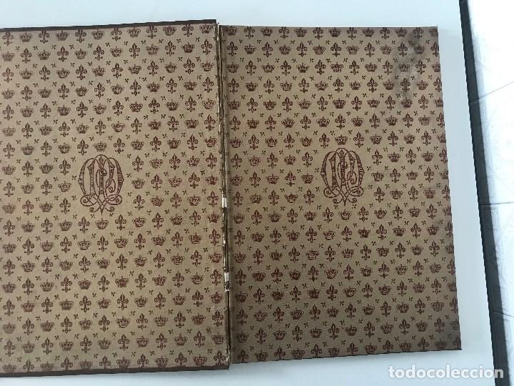 Libros antiguos: album de dessins dartitis espagnols en faveur des victimes des tremblements de terre en espagne - Foto 3 - 199468930