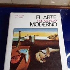 Libros antiguos: EL ARTE Y EL MUNDO MODERNO(DE 1920 A NUESTROS DIAS)PLANETA(COLECCIÓN CUMBRE). Lote 201839800
