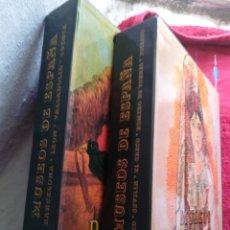 Libros antiguos: MUSEOS DE ESPAÑA BARCELONA LEÓN VALLADOLID CUENCA MADRID SEVILLA EL GRECO PCASO ROMERO DE TORRES NUE. Lote 202417627