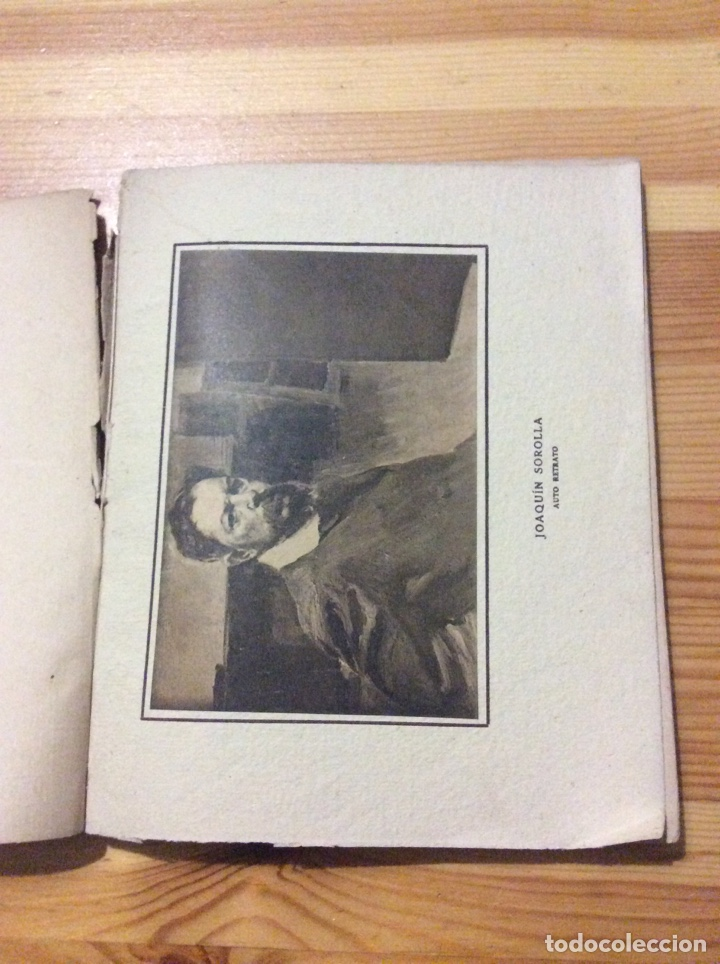 Libros antiguos: Joaquin Sorolla Tipografia Artistica con 27 reproduccones de obras cuadros falta 1 - Foto 2 - 203527858