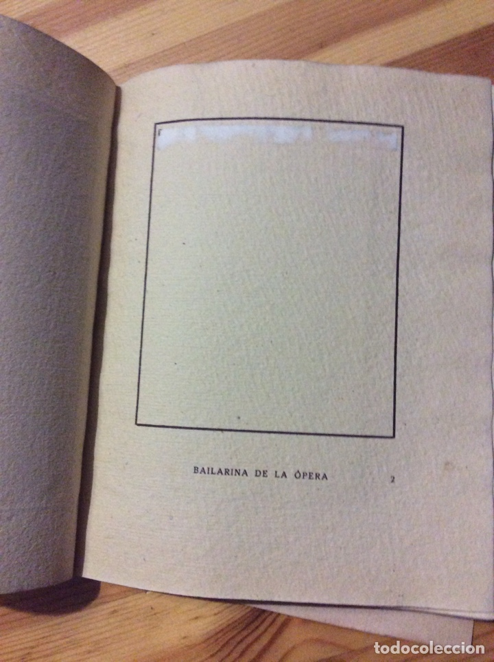 Libros antiguos: Joaquin Sorolla Tipografia Artistica con 27 reproduccones de obras cuadros falta 1 - Foto 8 - 203527858