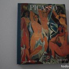 Libros antiguos: PICASSO 1881 - 1914. Lote 205035745