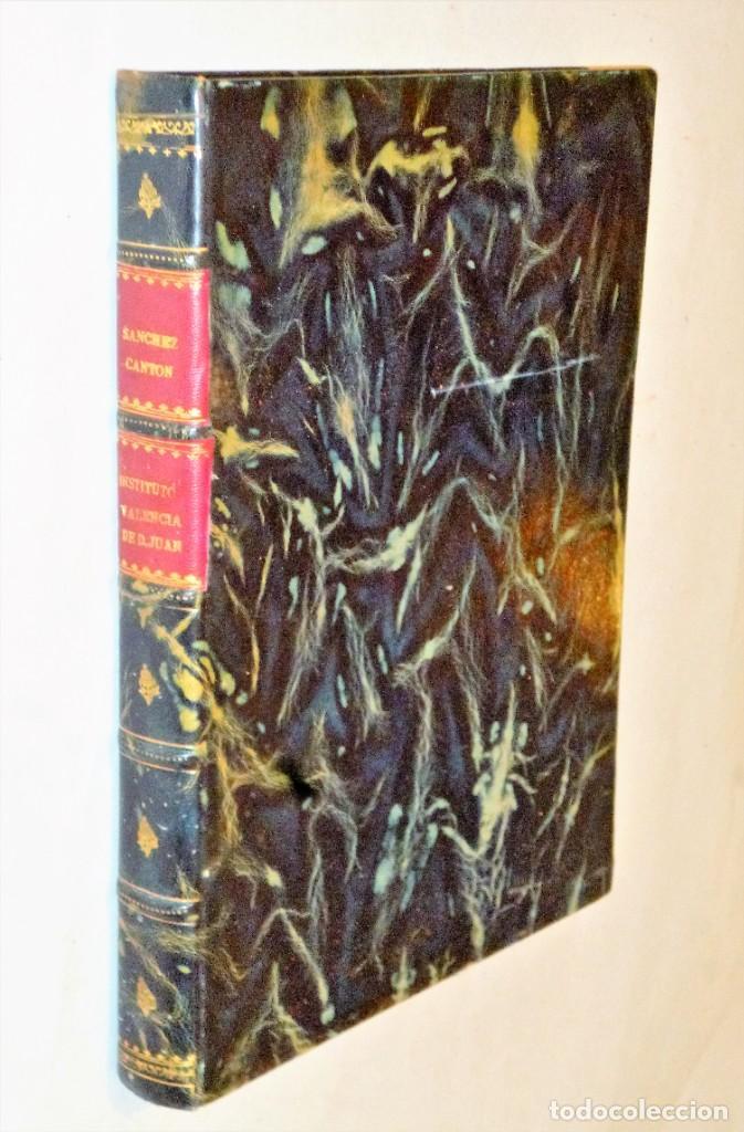 CATÁLOGO DE PINTURAS DEL INSTITUTO DE VALENCIA DE DON JUAN (Libros Antiguos, Raros y Curiosos - Bellas artes, ocio y coleccion - Pintura)