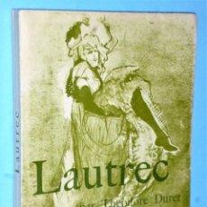 Libros antiguos: LAUTREC. Lote 208125360