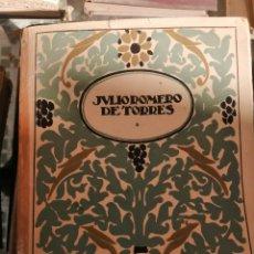 Libros antiguos: JULIO ROMERO DE TORRES LIBRO CON OBRAS. Lote 208964075